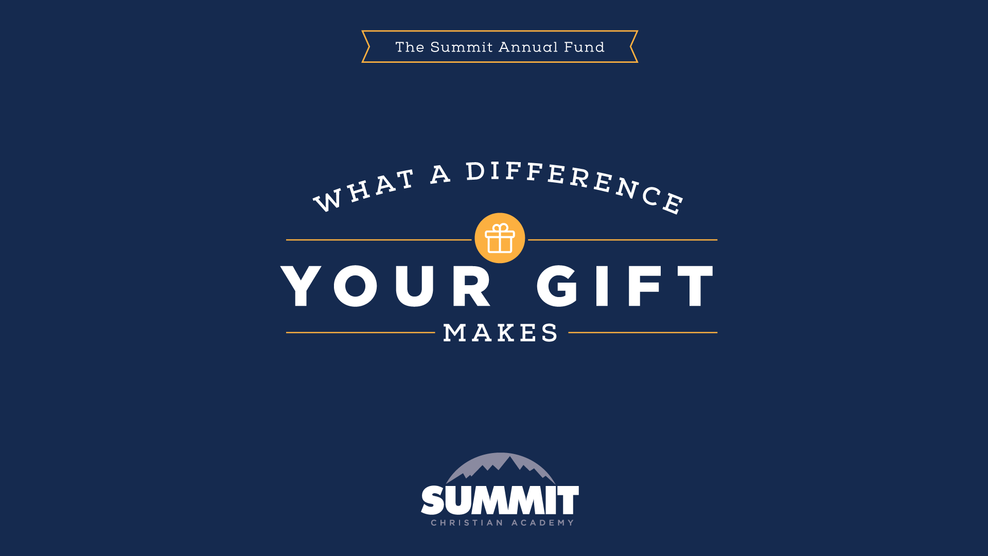 Summit Annual Fund