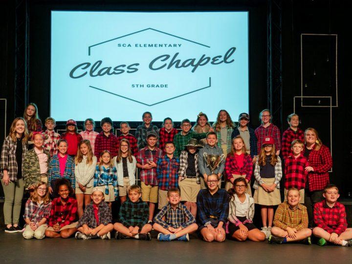 5th Grade Chapel