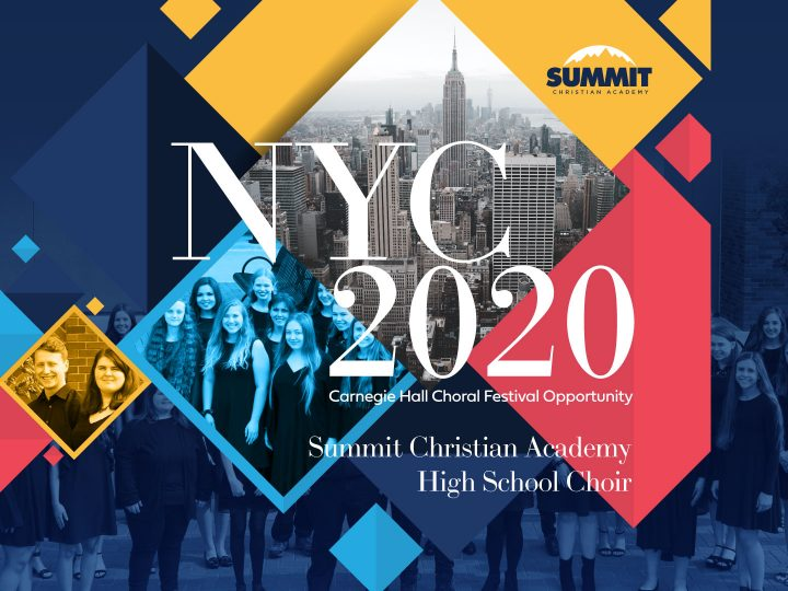 Summit Choir Invited to Carnegie Hall