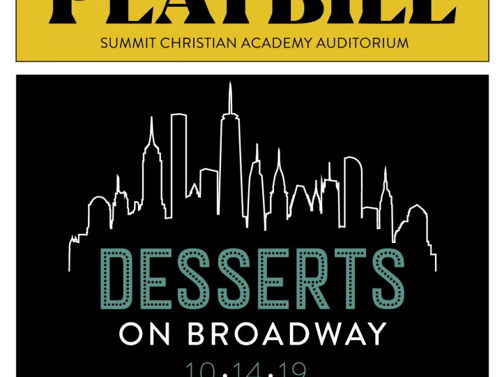 Desserts on Broadway