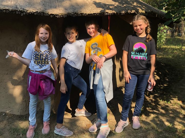 4th Grade Attends Ancient Cherokee Days