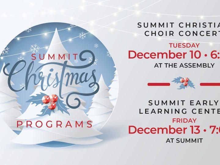 Christmas Concerts