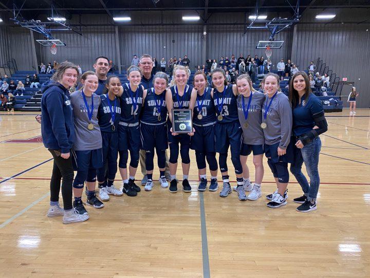 Lady Eagles Win Regent Tournament